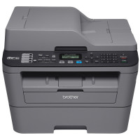 Brother All In One Laser Printer With Wireless Network+ Duplex Printing MFC-L2700DW
