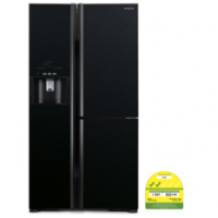 Hitachi 582L Side By Side Refrigerator RW720
