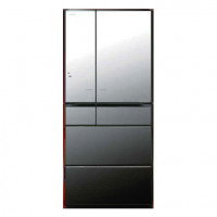 Hitachi 657L 6 Door Refrigerator H-RE6200S