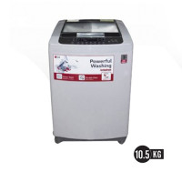 LG 10.5kg Fully-Automatic Washing Machine WFT1054MJ