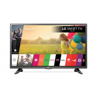 LG 32 Inch IPS HD WebOS Smart TV LK610BPTB