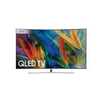 Samsung 65 Inch Smart Curved Ultra Premium 4K QLED TV Q8C