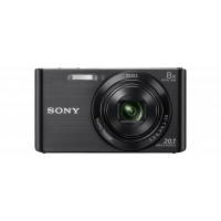 Sony Compact Camera with 8x Optical Zoom W830
