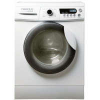 Hafele Nagold 7KG Front Load Washing Machine + Dryer Coral 07W