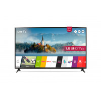 LG 55 Inch Ultra HD 4K Smart LED TV UK6100