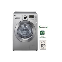 LG 6Kg 6 Motion Washing Machine With Direct Drive Technology F1280CDP25
