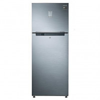 Samsung 345L Double Door Refrigerator RT37M5532S9