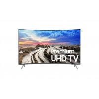 Samsung 55 Inch Curved LED TV MU8500