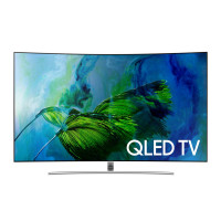Samsung 55 Inch Smart Curved 4K QLED TV Q8C