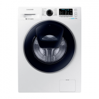 Samsung 8Kg Front Load Washing Machine WW80K5210UW